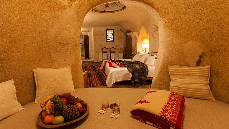 Kapadokya En İyi Oteller Planı