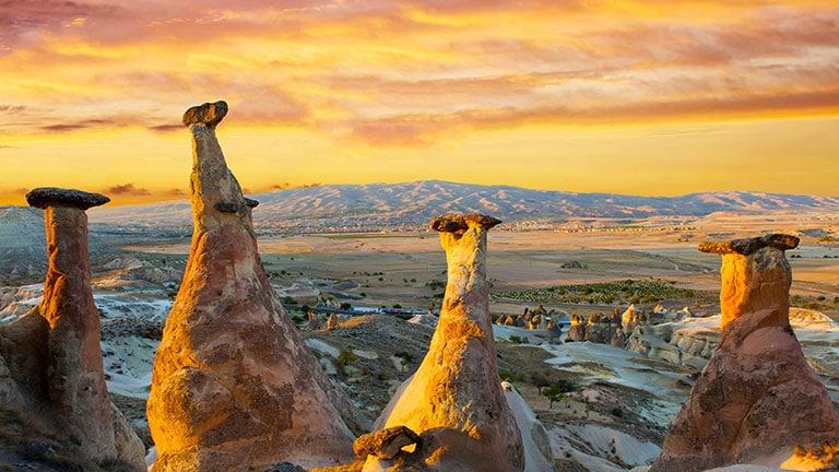 Kapadokya Gezilecek Yerler Planı