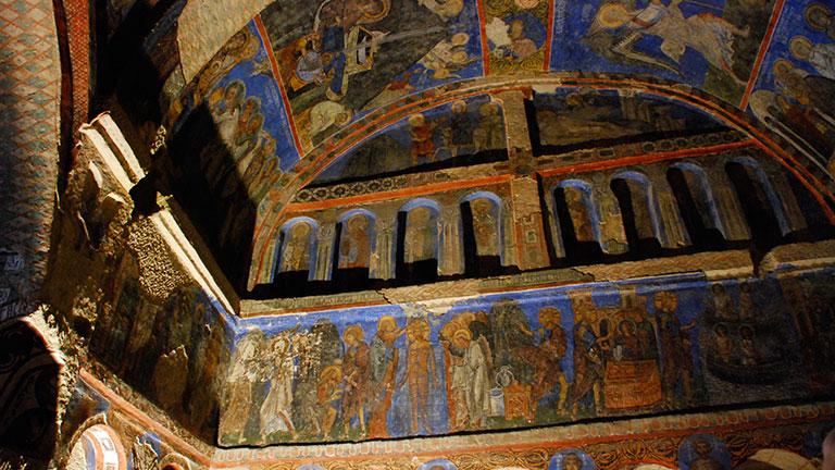 Kapadokya Turu Göreme Tokalı Kilise
