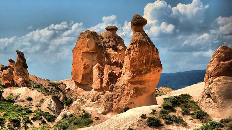Klasik Kapadokya Turu Devrent Vadisi