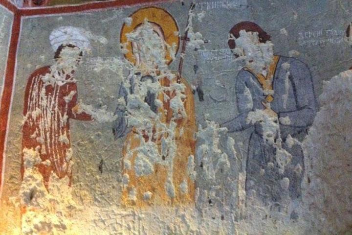goreme-carikli-kilise