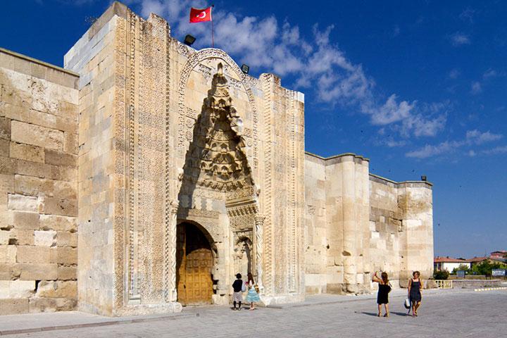 Sultanhanı Portal