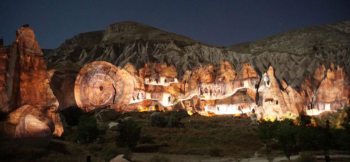 Tarihi Dönemlerde Kapadokya