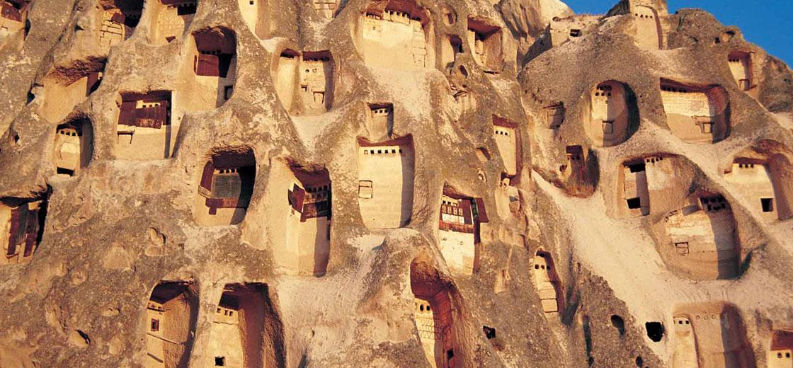 Kapadokya Güvercinlikler