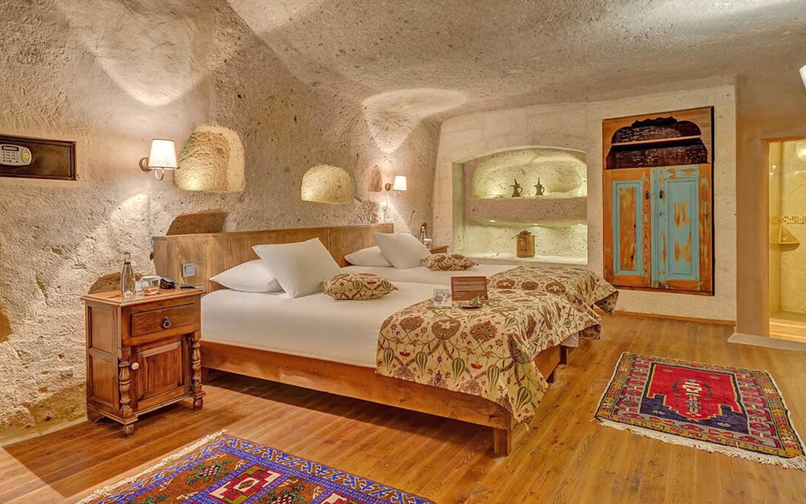 Taşkonaklar Butik Otel Uçhisar