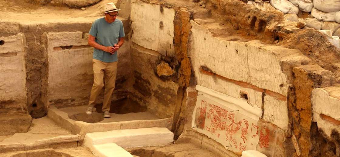 4000 Yıldır Savaş Görmeyen Neolitik Kent Çatalhöyük